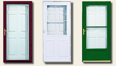 Decorative glass storm doors gallery glass door design for Fancy storm doors